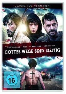 Gottes Wege sind blutig, 1 DVD