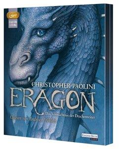 Eragon 01. Das Vermächtnis der Drachenreiter. 3 MP3-CDs
