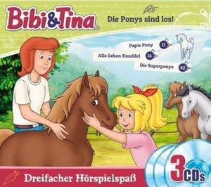 Die Ponys sind los
