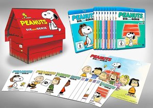 Peanuts - Die neue Serie - Vol. 1 - Vol. 10 Vol. 1 - Vol. 10 (Hü
