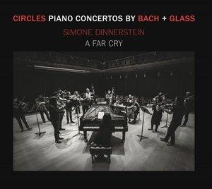 Circles: Klavierkonzerte von Bach & Glass