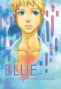 Blue - A Lost and Found Artbook