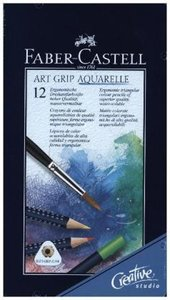 Aquarellstift ART GRIP AQUARELLE 12er Etui
