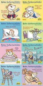 Pixi-Serie Nr. 214: Bobo Siebenschläfer. 64 Exemplare á 0,99 Eur