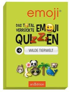 Das total verrückte emoji-Quizzen - Wilde Tierwelt