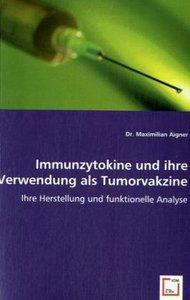 Immunzytokine und ihre Verwendung als Tumorvakzine