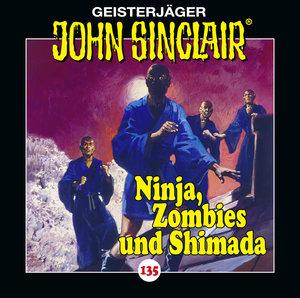 John Sinclair - Folge 135, 1 Audio-CD