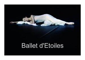 Ballet d'Etoiles (Livre poster DIN A3 horizontal)