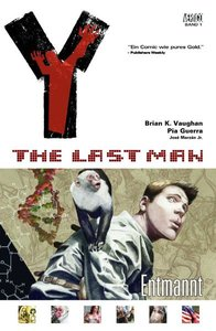 Y - The Last Man 01. Entmannt