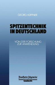 Spitzentechnik in Deutschland