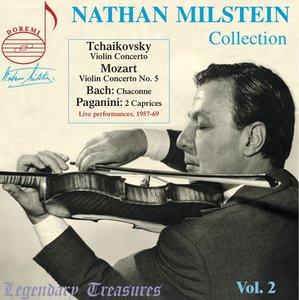 Nathan Milstein Legendary Treasures-Vol.2