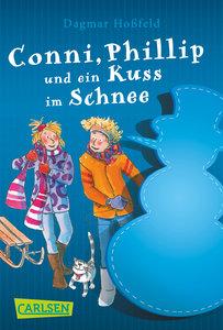 Conni & Co: Conni, Phillip und ein Kuss im Schnee