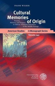 Cultural Memories of Origin