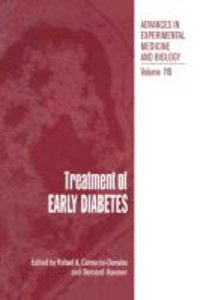 Treatment of EARLY DIABETES