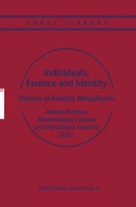 Individuals, Essence and Identity