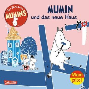 Maxi-Pixi Nr. 235: VE 5 Die Mumins: Mumin und das neue Haus