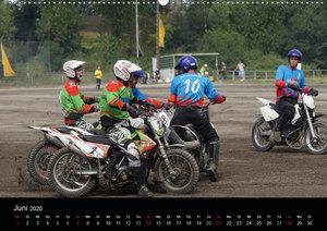 Motorsport: Motoball