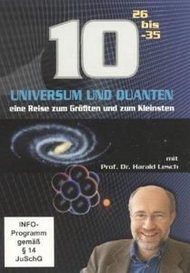 10 hoch 26 bis -35 -Universum und Quanten