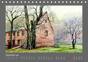 Ansichten aus Mitteldeutschland (Tischkalender 2020 DIN A5 quer)