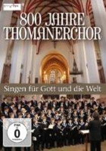 800 Jahre Thomanerchor