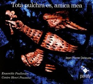 Tota Pulchra Es,Amica Mea