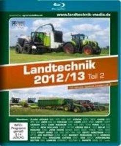 Landtechnik 2012/13 Teil 2