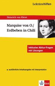 """Lektürehilfen Heinrich von Kleist """"Die Marquise von O..."""" /""""Das"""