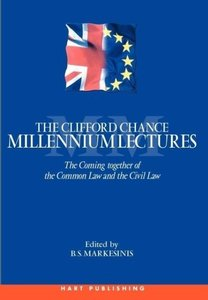 The Clifford Chance Millennium Lectures