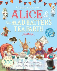 Alice and the Mad Hatter's Tea Party