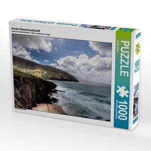 Irische Küstenlandschaft 1000 Teile Puzzle quer
