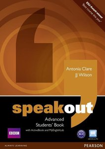 Speakout Advanced. Students' Book (with DVD / Active Book) & MyL