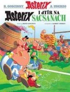 Asterix I Dtir Na Sacsanaich