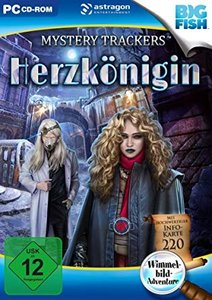 Mystery Trackers, Herzkönigin, 1 DVD-ROM