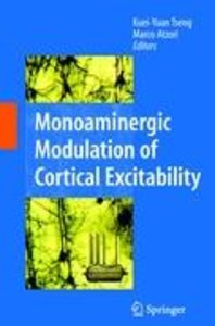 Monoaminergic Modulation of Cortical Excitability