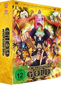 One Piece Movie 12: Gold [Limited Collector\'s Edition inkl. DVD