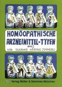 Homöopathische Arzneimittel-Typen 1
