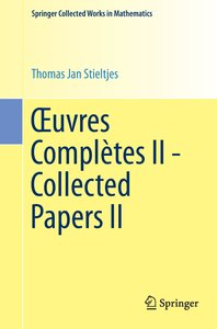 OEuvres Complètes II - Collected Papers II