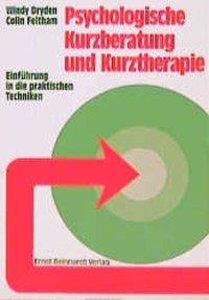 Psychologische Kurzberatung und Kurztherapie