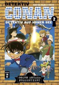 Detektiv Conan - Detektiv auf hoher See 02