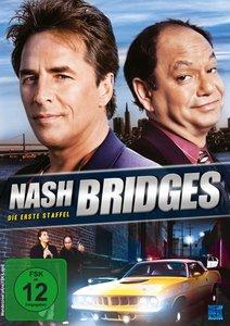 Nash Bridges, 2 DVD