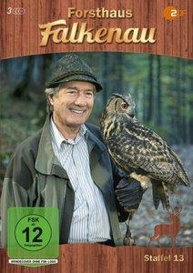 Forsthaus Falkenau. Staffel.13, 3 DVD