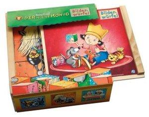 Der kleine König Bilderwürfel (Würfelpuzzle)