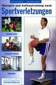 Therapie und Aufbautraining nach Sportverletzungen