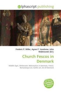 Church Fescos in Denmark