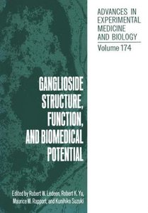 Ganglioside Structure, Function, and Biomedical Potential