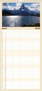 Magie Matterhorn - Familienplaner hoch