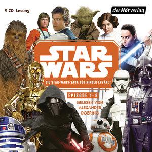 Star Wars Episode 1-8
