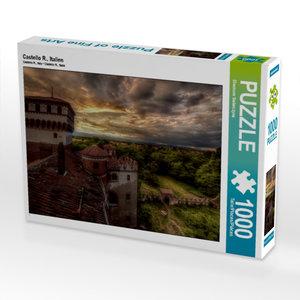 Castello R., Italien 1000 Teile Puzzle quer