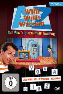 Willi wills Wissen. Von A bis Z - Die DVD-Box