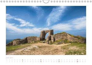 GUERNSEY und JERSEY - Britische Inseln im Ärmelkanal (Wandkalend